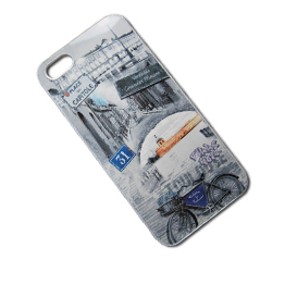 Coques iPhone rubber