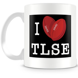 Mug I love Toulouse